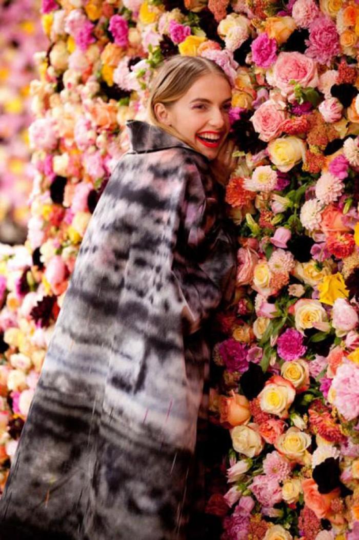 Dior garden Raf Simons Marc Colles Baroness O