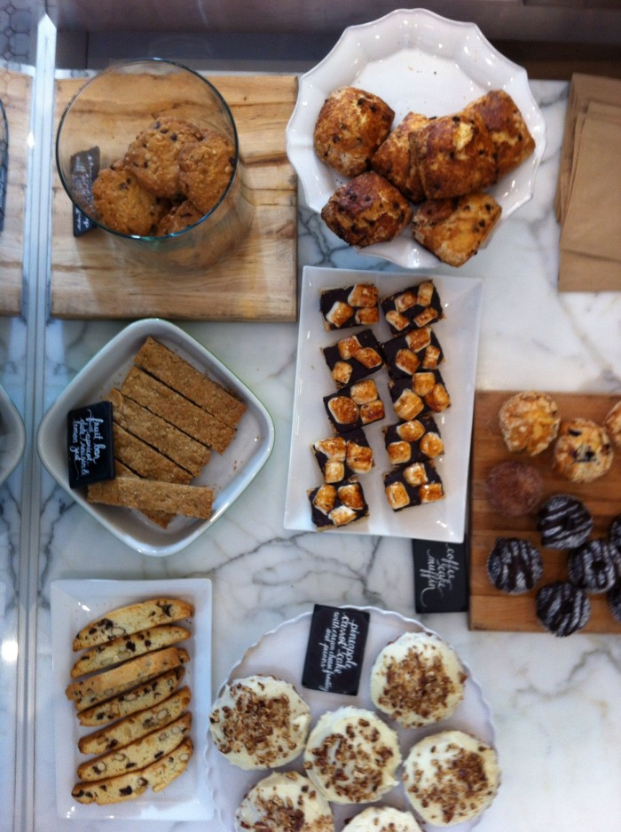 Dessert at Cafe Plenty