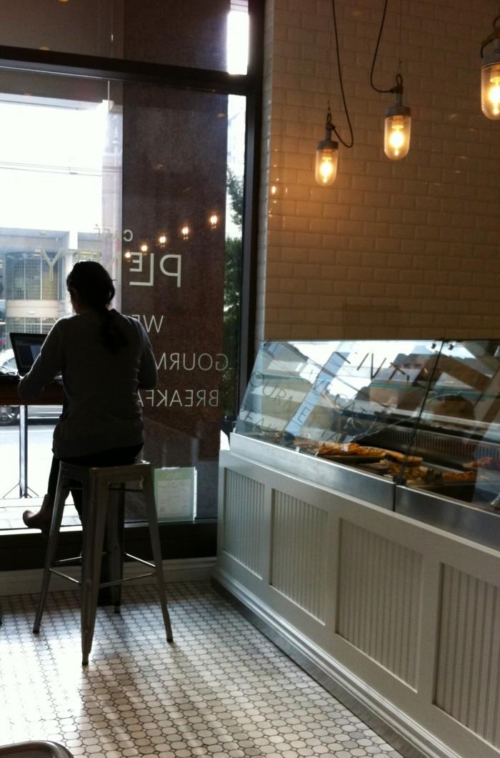 Brunch at Cafe Plenty