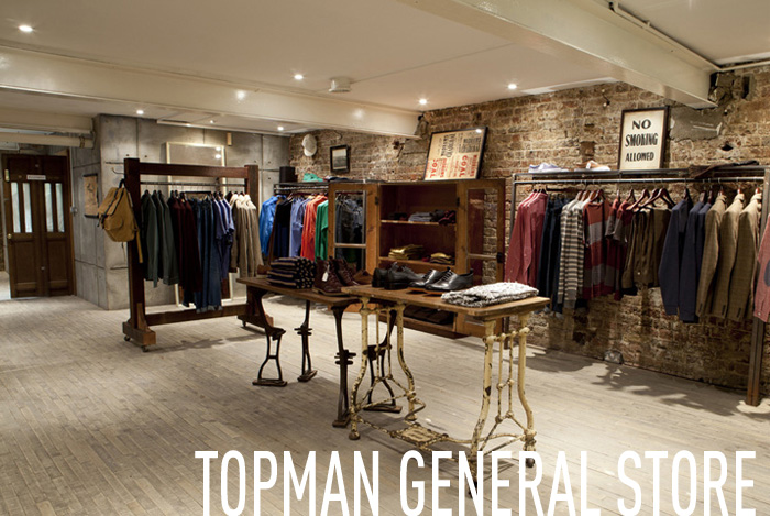 Topman General Store Shoreditch on Baroness O.